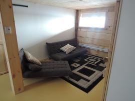 Sous-Sol (futon simple et futon double)